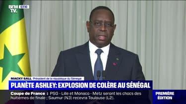 Après trois jours de manifestations et de heurts, le président sénégalais, Macky Sall, appelle au calme