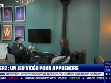 La France qui résiste : PowerZ, un jeu vidéo pour apprendre par Justine Vassogne - 15/04