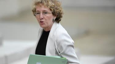 Muriel Penicaud, la ministre du Travail.