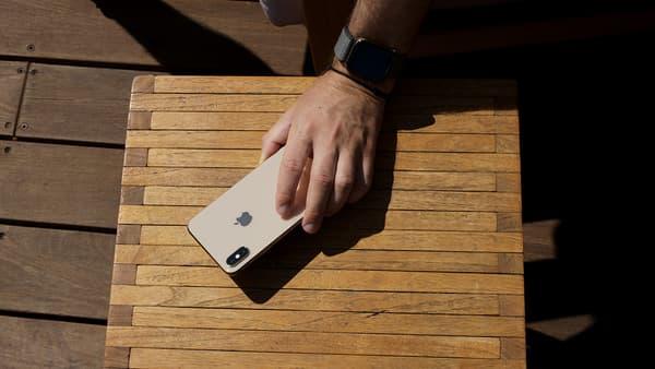 L'Apple iPhone XS Max