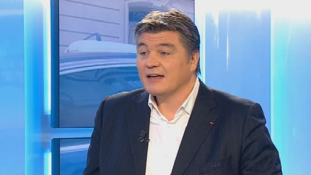 L'ancien ministre des Sports et judoka David Douillet a eu un accident de moto, le 1er avril 2014 (photo d'illustration).
