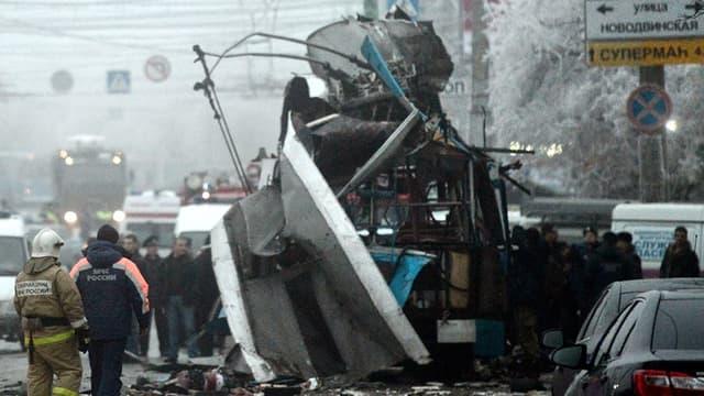 Attentats à Volgograd