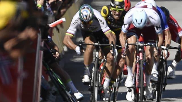 Peter Sagan, exclu du Tour de France