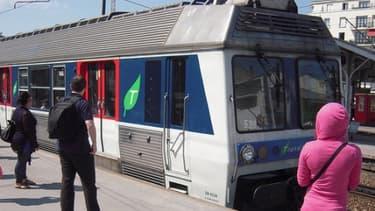 """L'amélioration des transports du quotidien, notamment en Ile-de-France, figure dans le plan """"excellence 2020"""" de la SNCF."""