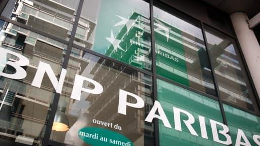 BNP Paribas est menacée d'une amende record aux Etats-Unis.