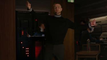 """Justin Timberlake dans le clip de """"Filthy"""""""