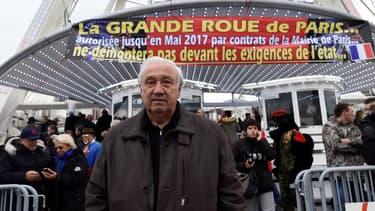Marcel Campion fait l'objet d'une mise en examen dans une enquête sur la convention avec la Ville de Paris pour l'installation de la grande roue de la Concorde