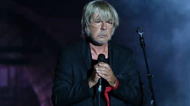 Renaud sur scène aux Francofolies de La Rochelle en 2017