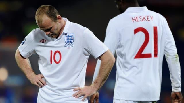 Wayne Rooney a été transparent dans cette partie