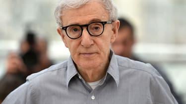 Woody Allen au festival de Cannes, le 11 mai 2016.