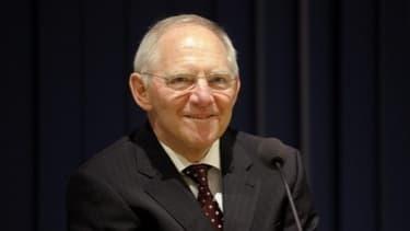 Wolfnag Schäuble rempile pour un nouveau mandat de ministre des Finances.