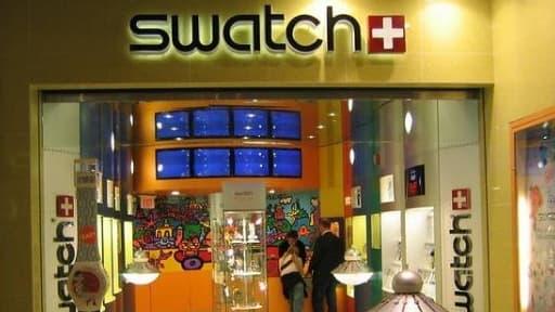 Swatch va ouvrir une nouvelle enseigne dans la capitale.