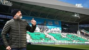 """Ligue 1 : """"Saint-Etienne est très attractif pour des investisseurs"""" estime Dupraz"""