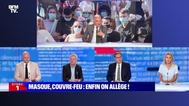 Story 8 : Masque, couvre-feu... Enfin on allège ! - 16/06