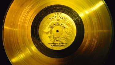 Le Golden Records, embarqué sur les sondes Voyager