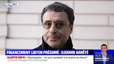 Financement libyen présumé: Alexandre Djouhri arrêté à son arrivée en France