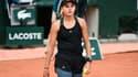 Clara Burel à Roland-Garros