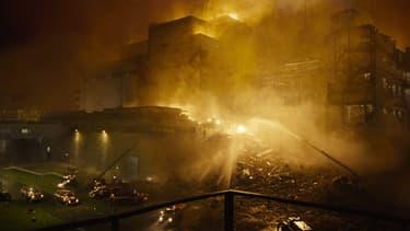 La série Chernobyl.