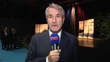 Philippe Richert, candidat Les Républicains dans le Grand Est.