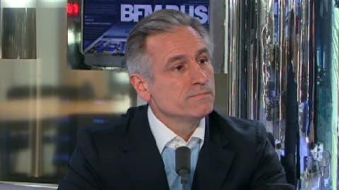 Stanislas de Bentzmann, président de Devoteam, a annoncé la cession des activités télécoms et médias à Ericsson.