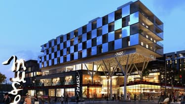 400 logements vont êtres crées dans le centre commercial Muse