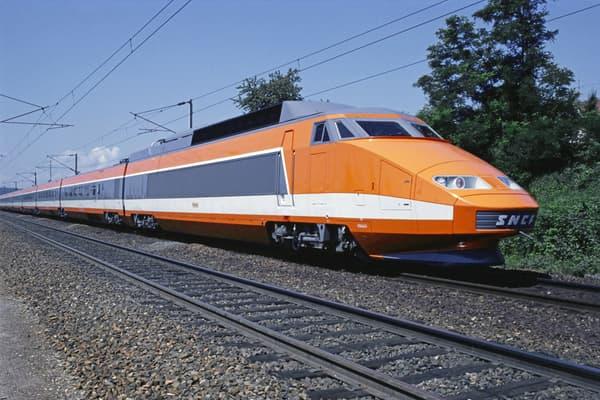 Le TGV Sud-Est
