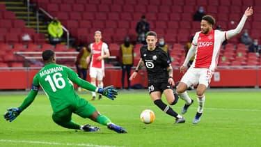 Ajax-Losc, le 25 février 2021