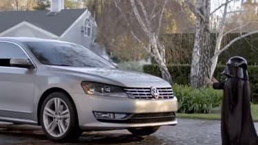 """Volkswagen a utilisé le célèbre spot """"The Force"""" pour promouvoir sa Passat"""