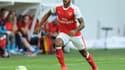 Theo Walcott, attaquant d'Arsenal.