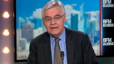 François d'Aubert, le président du groupe d'évaluation de l'OCDE sur la transparence, était l'invité d'Hedwige Chevrillon ce 10 février 2015.