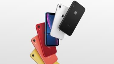 L'iPhone XR d'Apple