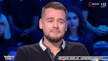 """Jéremstar dans """"Les Terriens du dimanche"""""""
