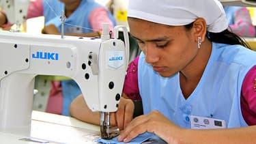Le Bangladesh est le deuxième exportateur de textiles au monde, derrière la Chine.