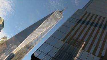 """La """"Freedom tower"""" est la plus haute tour de New York avec 541 mètres."""