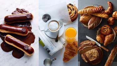 Eclairs, croissants, baguettes de pain... La chaîne coréenne Paris Baguette rêve d'être le Starbucks de la boulangerie.