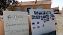 """Maison située en """"zone noire"""" à Charron, en Charente-Maritime. Deux experts mandatés par le gouvernement préconisent de réduire le nombre d'habitations à détruire en Vendée dans les zones touchées en février par la tempête Xynthia, suscitant la colère des"""