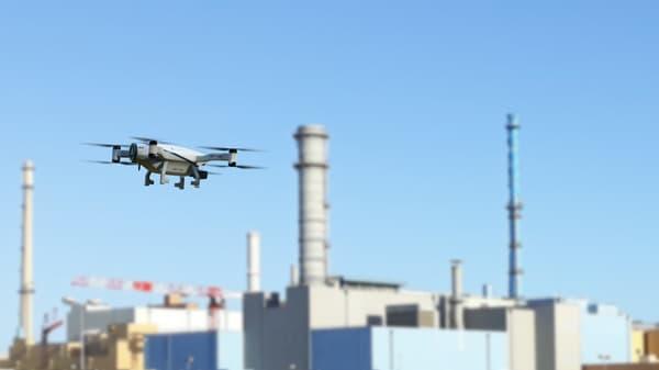 Le drone Skeyetech d'Azur Drones