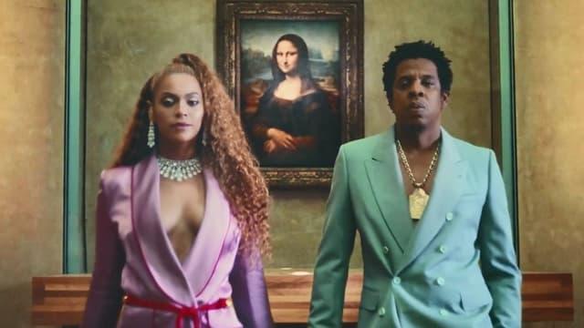 Beyoncé et Jay-Z au Louvre pour le clip de Apeshit