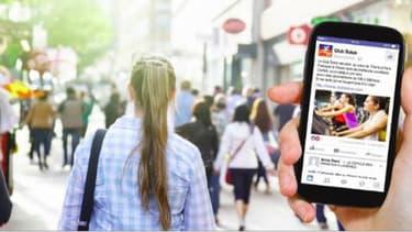 """SoLocal Group et Facebook France ont co-développé l'offre publicitaire numérique """"Tract Digital"""" pour les TPE et PME"""