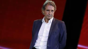 """Jean-Jacques Bourdin, présent sur les antennes de RMC et BFMTV, a été élu journaliste """"le plus impertinent""""."""