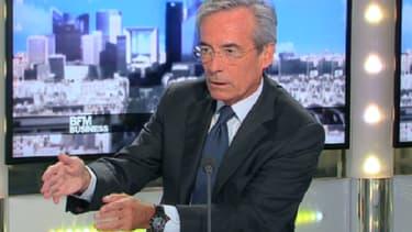 Frédéric Saint-Geours, pésident du Groupe des fédérations industrielles, était l'invité d'Hedwige Chevrillon le 25 septembre.