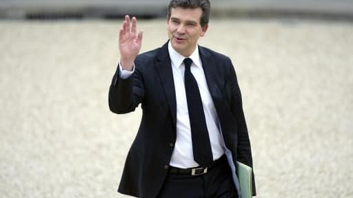 """Arnaud Montebourg a salué """"le premier mouuvement de relocalisation d'un constructeur national"""""""