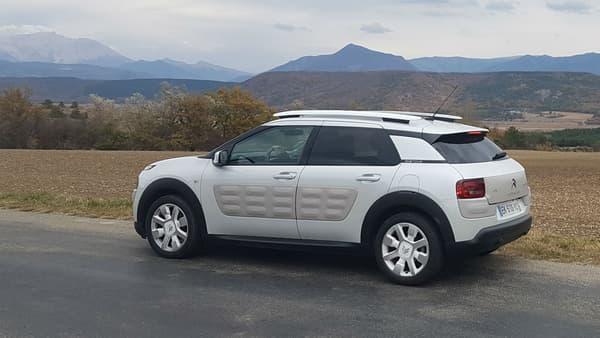 Le nouveau C4 Cactus perdra une bonne partie des airbumps de cette première génération et les protections visibles à l'arrière et à l'avant.