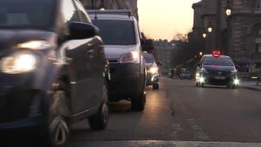 Les véhicules diesel et essence vont progressivement être bannis de la Métropole du Grand Paris.