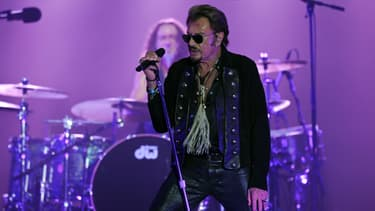 """Le 50ème album studio de Johnny Hallyday s'appellera """"De l'amour"""""""