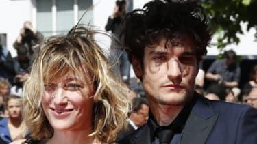 Valeria Bruni Tedeschi et Louis Garrel, le 20 mai à Cannes