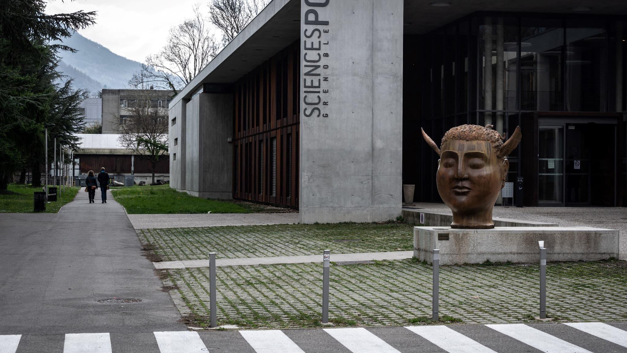 Sciences Po Grenoble: un étudiant témoigne sur les propos islamophobes attribués à l'un des professeurs - BFMTV