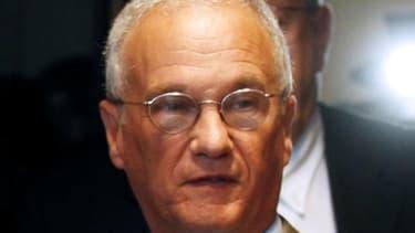 """Gilles Carrez, le président UMP de la Commission des Finances de l""""Assemblée."""