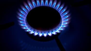 Les tarifs réglementés du gaz naturel diminuent en avril. (image d'illustration)