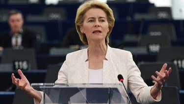 Ursula Von der Leyen, prochaine présidente de la Commission européenne